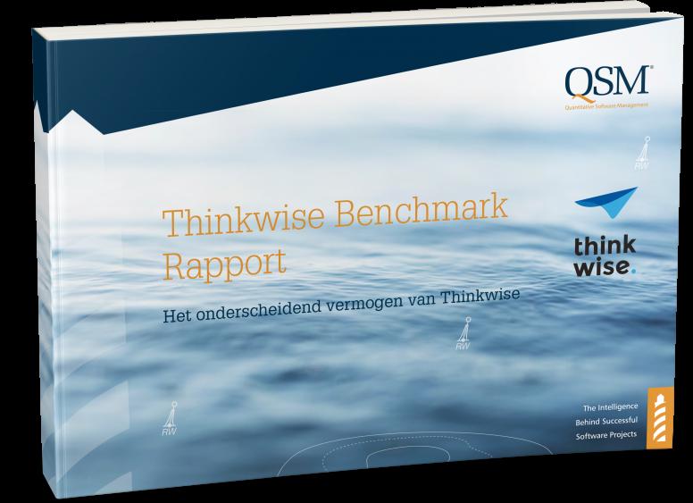 Download nu het QSM Benchmark rapport over Thinkwise!